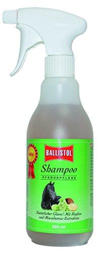 Ballistol Tierpflege Pferdeshampoo Hopfen-Macad. 500 ml, 26471