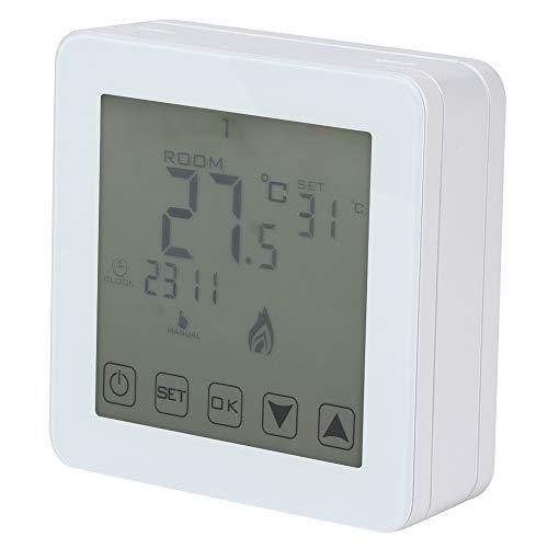 Termostato de pared Termostato de calefacción Termostato de calefacción eléctrico Termostato inteligente Regulador de temperatura Máquina para la temperatura de control del hotel