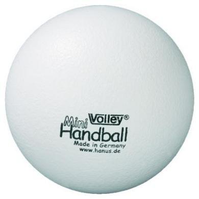 Softball MINI-HANDBALL mit Elefantenhaut, Ø ca. 16 cm Gewicht ca. 150 g,  Sprungverhalten  (Farblich Sortiert)