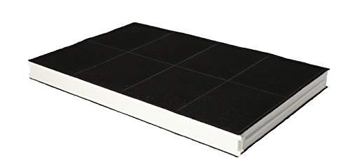 DREHFLEX - AK116 - Kohlefilter/Aktivkohlefilter - passend für Bosch/Siemens/Constructa/Neff 460008/00460008 Dunstabzugshaube