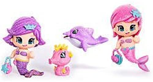PinyPon Mermaid Doll - Farbes Styles vary by Famosa America