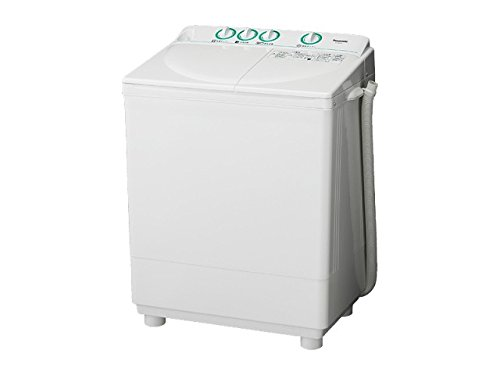 Panasonic 2槽式洗濯機 4kg ホワイト NA-W40G2-W