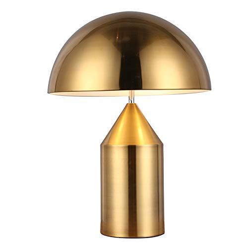 Lampe De Chevet Nordique Bureau Bureau Salon Chambre,dor FGAITH Lampe De Table D/écorative Champignon Minimaliste Moderne