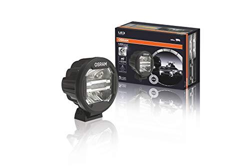 Osram LEDriving ROUND MX180-CB, LED Zusatzscheinwerfer für Nah- und Fernlicht, Combo, 3000 Lumen, Lichtstrahl bis zu 300 m, LED Arbeitsscheinwerfer mit Standlicht, ECE Zulassung, LEDDL111-CB