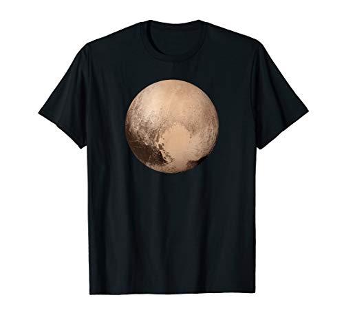 Schönes Pluto Zwergplanet Sonnensystem T-Shirt
