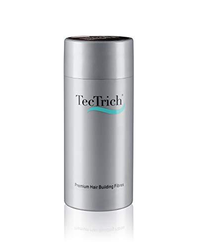 Large TecTrich Premium Hair Building Fibres, Dark Brown, 25g