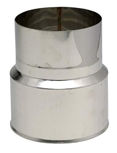 réduction inox 304 f/m diamètre : 125/111 réf. 612511 - ten 612511