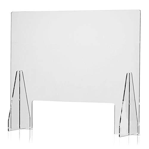 Amasana Acrílico Pared Transparente 70x100cm