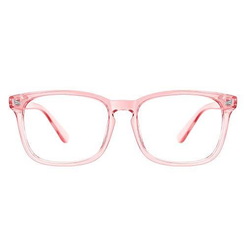 TIJN Blue Light Blocking Glasses for...