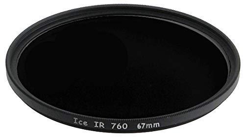 ICE IR 67mm フィルター 赤外線 赤 760HB 760nm 760 光学ガラス 67