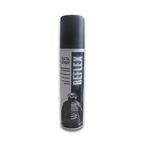 FISCHER Reflex-Spray, schwarz, Uni
