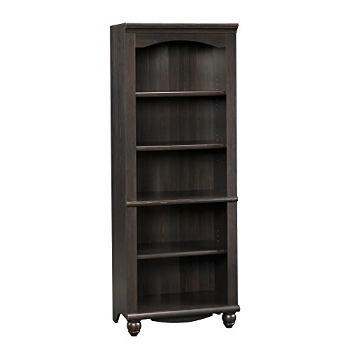 Sauder 401633 Harbor View Library, Antiqued Paint Finish
