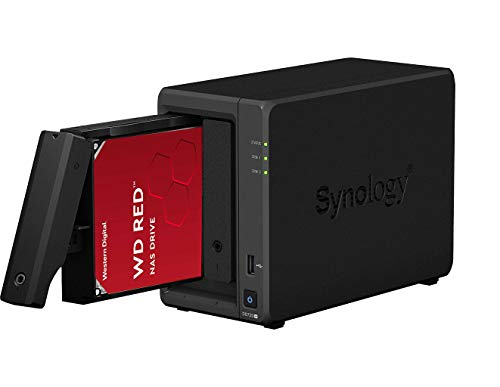 Synology DS720+ 6Go Syno NAS 20To (2X 10To) WD Red