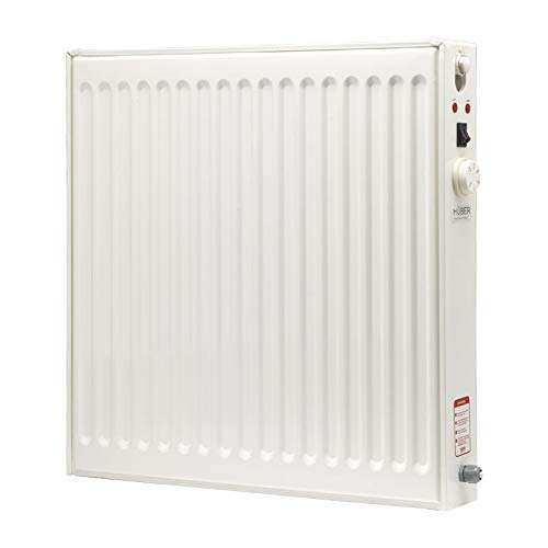 Sol Aire Huber Oil Filled Wall Mounted Electric Radiator