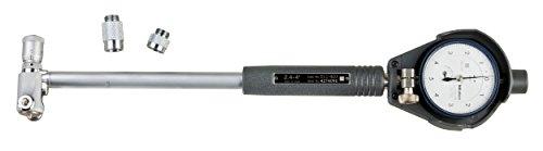 "Mitutoyo 511-853 Dial Bore Gage, 2.4-4.0 "", 0.0001"" Graduation, Stem Diameter 3/8 "" with2923SB-10 Dial Indicator"