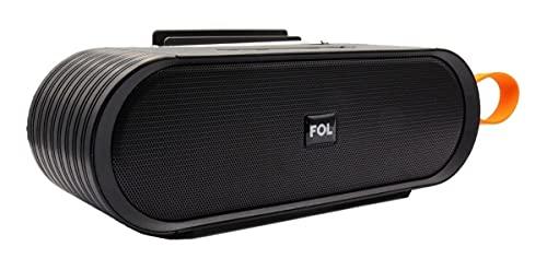bocina radio bluetooth de la marca FOL