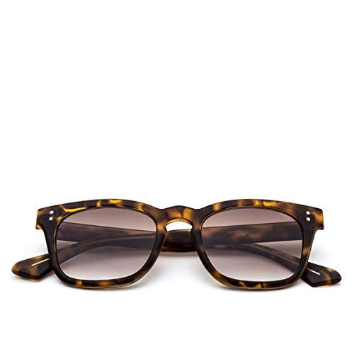 SARAGHINA | Gafas de Sol Michelangelo Turtle Lens Shaded Brown | SAR_MICHELANGELO_26MUN - DA SOLE