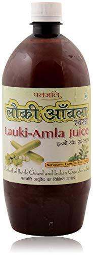 Patanjali Lauki Amla Juice (L) 1ltr X 1