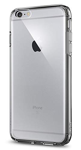 Spigen Funda Ultra Hybrid Compatible con Apple iPhone 6/6S, Protección híbrida de la caída - Space Crystal