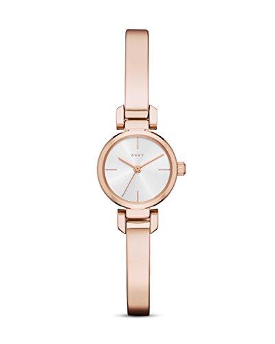 DKNY Damen Analog Quarz Uhr mit Edelstahl Armband NY2629