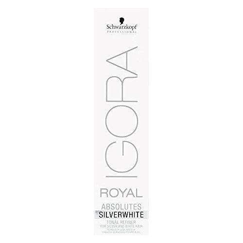 Schwarzkopf Professional Igora Royal Absolutes Tonal Refiner Silber 60ml