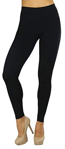 ToBeInStyle Women's Footless Elastic Neon Leggings /Tights - Many Colors