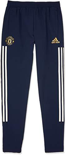 adidas Kinder Manchester United Training Pant Trainingshose, Night Navy, 128