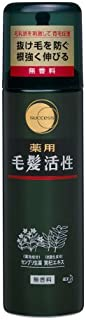 サクセス薬用毛髪活性 無香料/185g