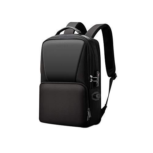 Kfhfhsdgsamsjb Mochila para Hombre, Bolsa de computadora de Carga USB Mochila multifunción de Viajes Casual de Viaje