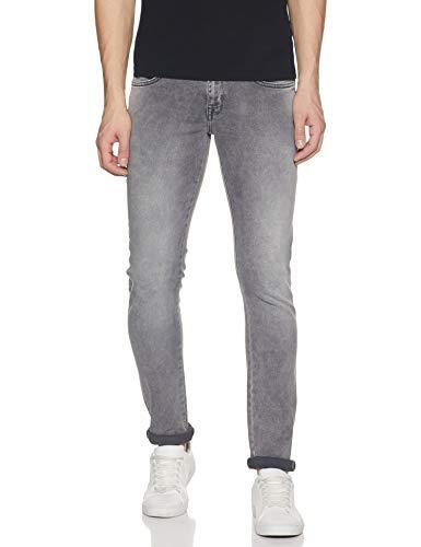 Wrangler Men's Skinny Fit Jeans (W31358W2283G_Jsw Mid Shade_36)