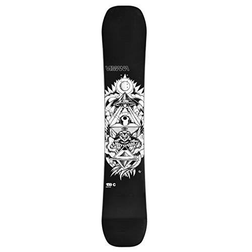 Vimana Vufo Snowboard 156cm Black