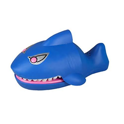 MaylFre Dedo Penetrante Forma De Juego De Dibujos Animados Shark Eléctrico De...