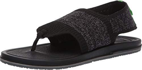 Sanuk Women's Yoga Sling 3 Knit Sandal