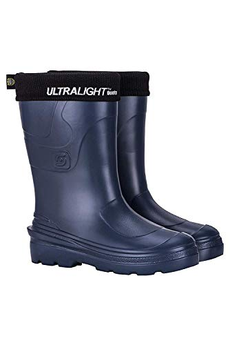 LBC Leon Laarzen Co Montana Dames Ultralight Laarzen, Navy Blauw Werk Wellingtons 36 EU - 3 UK marineblauw
