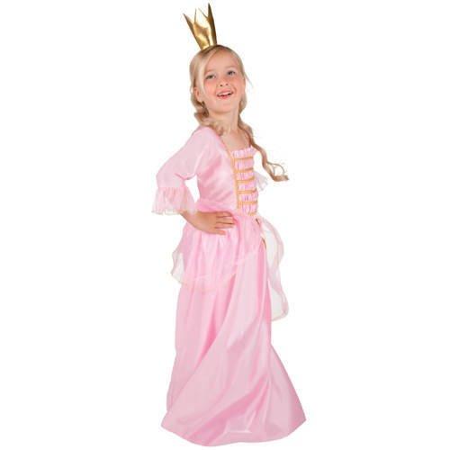 Déguisement princesse fille - 7 à 9 ans