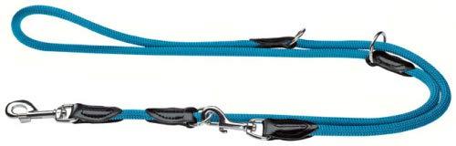Hunter Verstellbare Hundeführleine Freestyle, dunkelbraun, 1,0/200 cm - 6