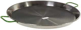 La Paella - Paellera (acero al carbono), acero, plata, 26 IN