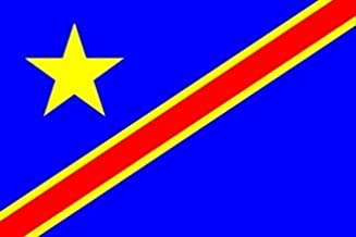 product image for 4x6' Dem. Republic of Congo Nylon Flag