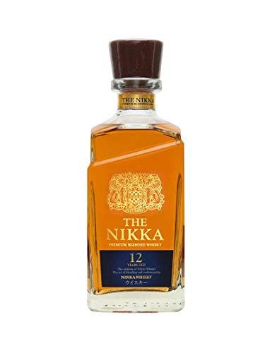 Nikka Whisky THE NIKKA 12 Years Old Premium Blended Whisky 43% Volume 0,7l in Geschenkbox Whisky
