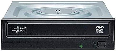 Lector Grabador CD DVD Bulk 24X LG-H GH24NSD5 Interno Negro