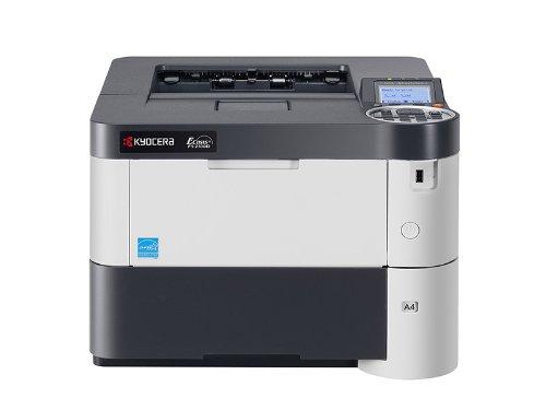 Kyocera FS-2100D Monolaserdrucker (1200x1200dpi, 2x USB 2.0) grau/anthrazit