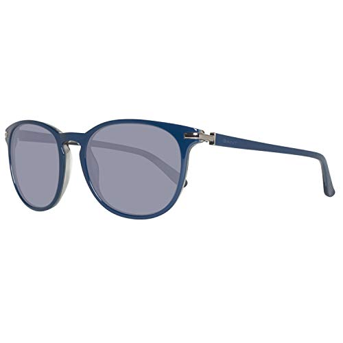 Gant Sonnenbrille GA7056 5490A Gafas de sol, Marrón (Braun), 54 para Hombre