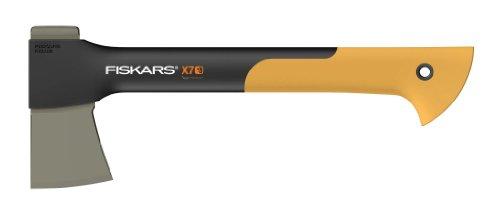 Fiskars Universalaxt X7, Mehrfarbig, Länge: 36 cm, altes Modell