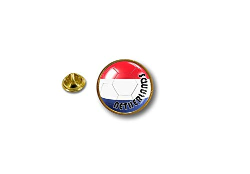 Spilla Pin pin's Spille spilletta Giacca Badge Pallone Calcio Bandiera Olanda