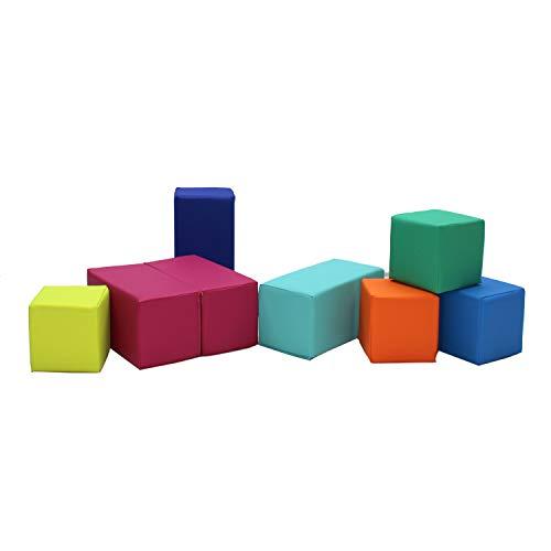 FDP SoftScape Playtime Big Building Block Set | Amazon