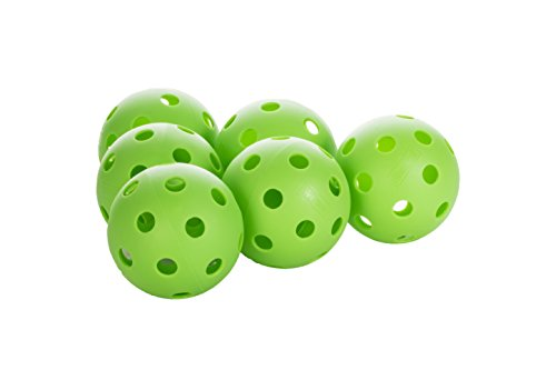 Pickleball Now Indoor Balls (Pack of 6)