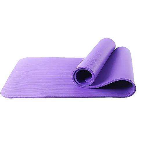 YRW ONDER Strumenti di Fitness Perdita di Peso 61 Centimetri Yoga tappetini Antiscivolo Addensare Schiuma Outdoor Indoor Sports Exercise Mat Fitness