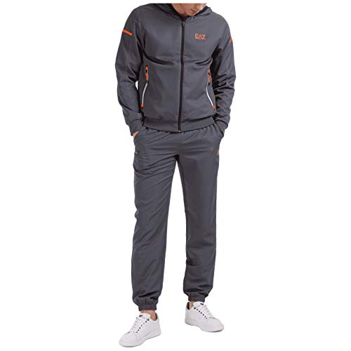 EA7 Ventus7 Hooded Trainingspak Heren