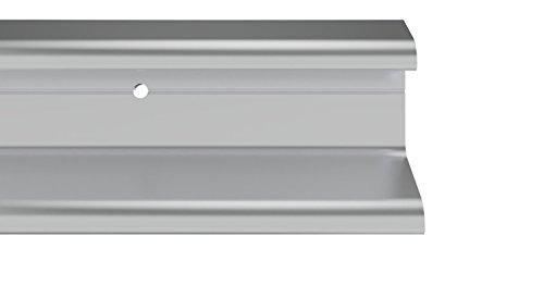 Stormguard 07sr1630914a Double Fin Regen Abweiser Wetter Bar Aluminium, Aluminium, 914mm (3'0cm)