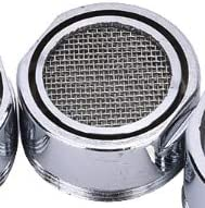 DORATA 24mm Water Faucet Bubbler Kitchen Faucet Saving Tap Water Saving Bathroom Shower Head Filter Nozzle Water Saving Shower Spray 8Styles